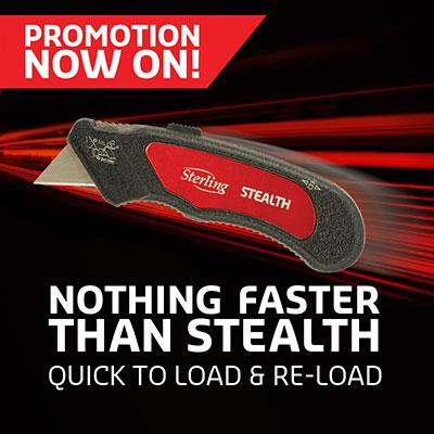 Stealth Promotion Now On!