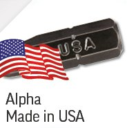 Alpha Made in USA