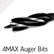 TurboMax Auger - Spade Bits