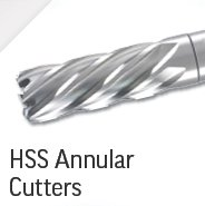 HSS Annular Cutters