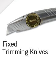 Fixed Trimming Knives