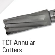 TCT Annular Cutters