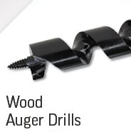 Wood Auger Drills