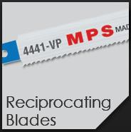 Reciprocating Blades