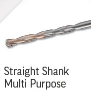 Straight Shank Multi-Purpose