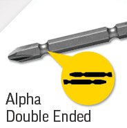 Alpha Double Ended