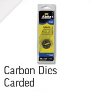 Carbon Dies - Carded