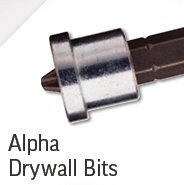 Alpha Drywall Bits
