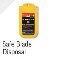 Safe Blade Disposal