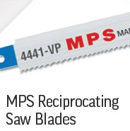 MPS Reciprocating Blades