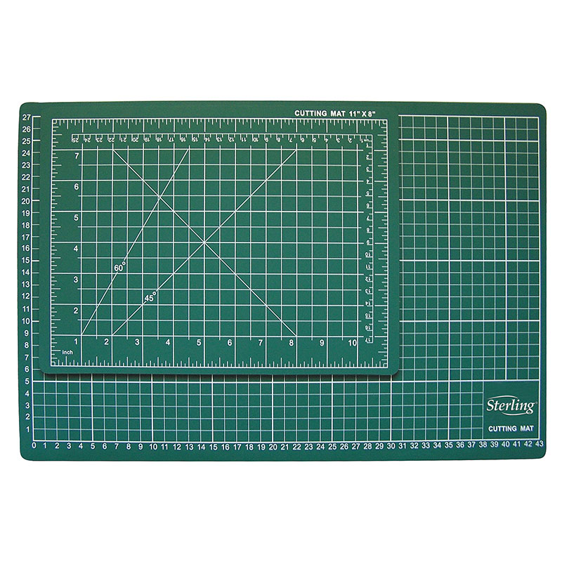 Dual Measurement Cutting Mat 1200x900mm 008 Graphic Art