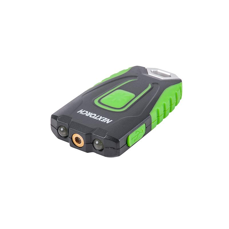 Nextorch Keychain Light Laser: Green