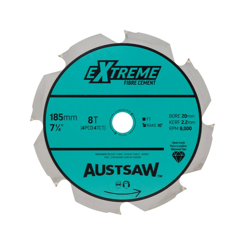 Austsaw 185mm 7 14in polycrystalline diamond blade 2016mm austsaw 185mm 7 14in polycrystalline diamond blade 2016mm bore 4pcd 4 keyboard keysfo Choice Image