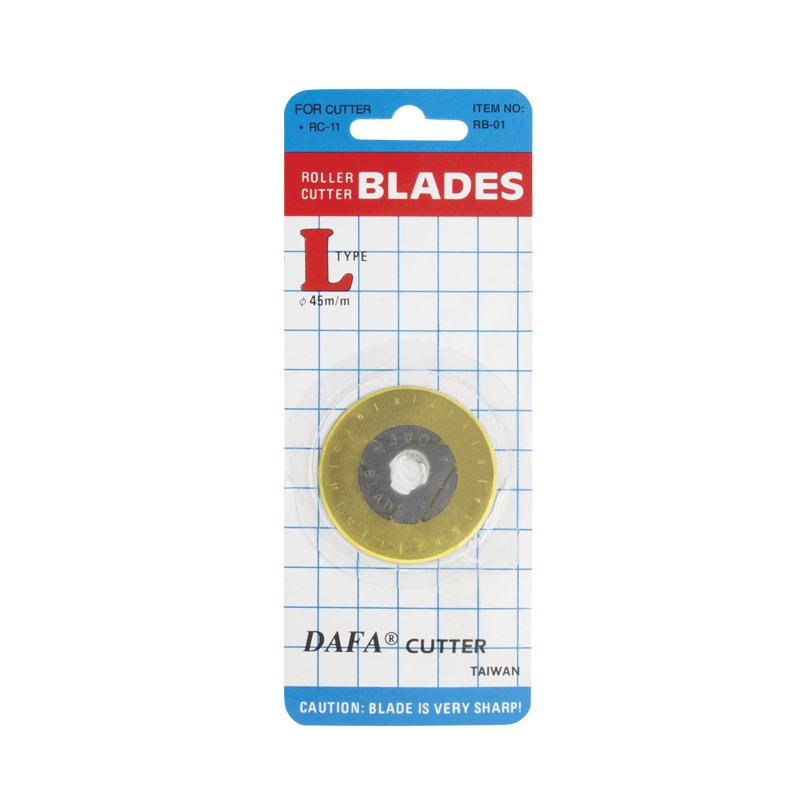 Rotary Cutter Blades RB45-1 TNC Coated