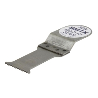 Smart 32mm Coarse Tooth Saw Blade - 10 Pce
