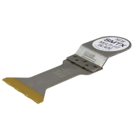 Smart 44mm Bimetal Saw Blade Titanium - 10 Pce