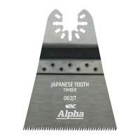 Japanese Tooth 63mm - Timber Multi-Tool Blade - 1 PCE