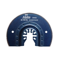 Alpha 90mm HSS Segment Blade Depressed Centre x 1