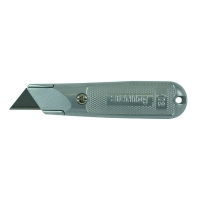 Ultra-Lap Silver Fixed Knife - Carded