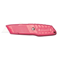 Ultra Grip Retractable Pink Knife