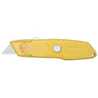 Retractable Yellow Knife + ThumScrew