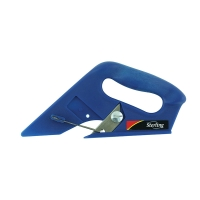 Blue Carpet Foam Back Cutter