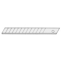 STERLING 9mm Small Snap-Off Blade (x10)