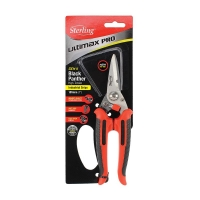 185mm Ultimax Pro Black Panther Gen II: High Tensile Industrial Snips