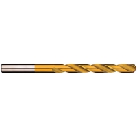 1/2in (12.70mm) Jobber Drill Bit Single Pack - Gold Series