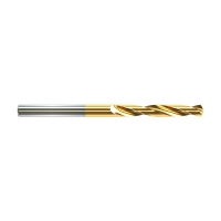 1/8in (3.18mm) Stub Drill Bit - Gold Series