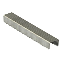 10mm A11 Style Sharp Point Staples (x2000)