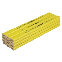 Yellow ALPHA Carpenters Pencil