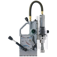 Euroboor Pneumatic Magnetic Drill Machine 52mm dia