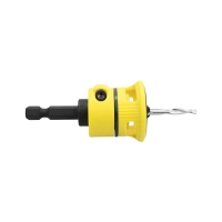 Decking Countersink TCT No.8 with Spare Drill and Hex Key
