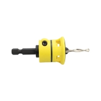 Decking Countersink TCT No.10 with Spare Drill and Hex Key