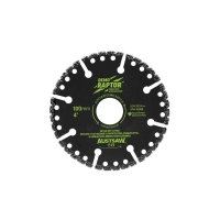 100mm (4in) - RESQ Diamond Rescue & Demolition Blade