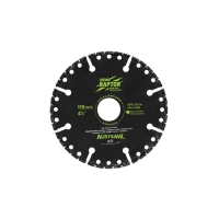 115mm (4.5in) - RESQ Diamond Rescue & Demolition Blade