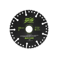 125mm (5in) | Demo Raptor Extreme Multi-Purpose Demolition Diamond Blade