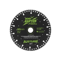 185mm (7in) | Demo Raptor Extreme Multi-Purpose Demolition Diamond Blade