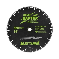 350mm (14in) | Demo Raptor Extreme Multi-Purpose Demolition Diamond Blade