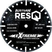 400mm (16in) - RESQ Diamond REscue & Demolition Blade
