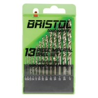 Bristol 13 Piece Imperial Drill Set