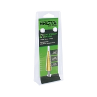 Bristol 4-12mm Straight Flute Step Drill - Carded