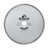 Austsaw/Boxer - 115mm (4.5in) Diamond Blade Boxer Super Turbo Wave - 22.2mm Bore
