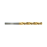 1/4in (6.35mm) Jobber Drill Bit Carded - Gold Series