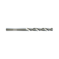1/4in (6.35mm) Jobber Drill Bit Carded - Silver Series