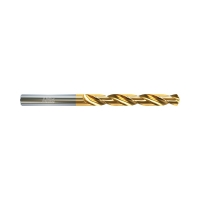 10.0mm Jobber Drill Bit Carded - Gold Series