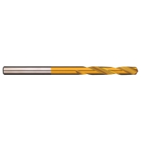 No.11 Gauge (4.85mm) Stub Single Ended Drill Bit Carded 2pk - Gold Series