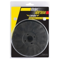 Carded 125mm Resin Fibre Disc Backing Pad incl locking nut