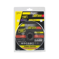 125 x 2.5mm Cut, Grind & Notch Combo Disc - Gold Series - Carded (x3)